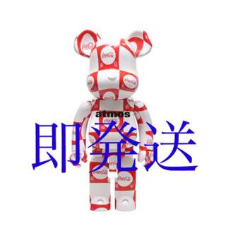 アトモス(atmos)のBE@RBRICK atmos × Coca-Cola 1000% 東京(その他)