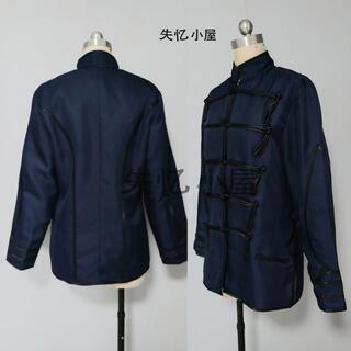 ゴールデンカムイ 鶴見篤四郎 ジャケットのみ コスプレ衣装(衣装一式)