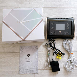 リアライズ スリムビューティーハウス EMS SLIM スリム 家庭用(エクササイズ用品)