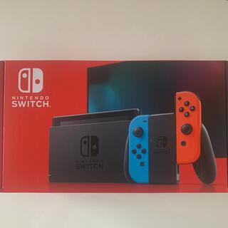 任天堂 - Nintendo Switch JOY-CON(L) ネオンブルー/(R) ネオ