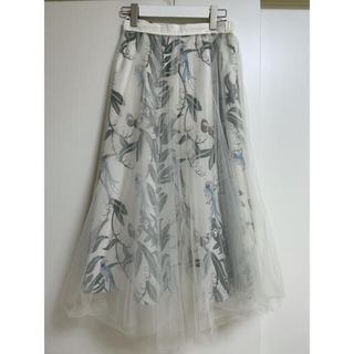 Ameri VINTAGE - 【アメリヴィンテージ】2wayチュールスカート