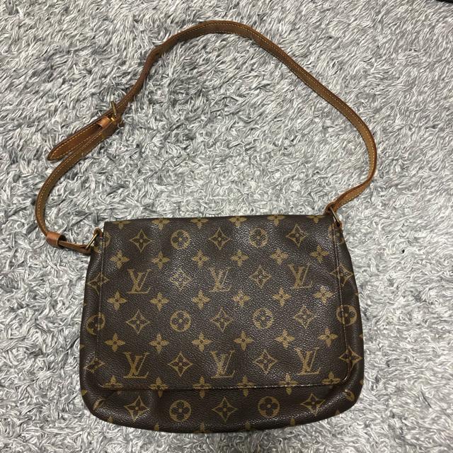 LOUIS VUITTON(ルイヴィトン)の値下げ ルイヴィトン ミュゼットタンゴ レディースのバッグ(ショルダーバッグ)の商品写真