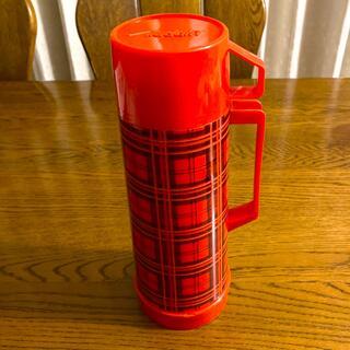 昭和レトロ☆アラジン 水筒 魔法瓶 レア物(水筒)