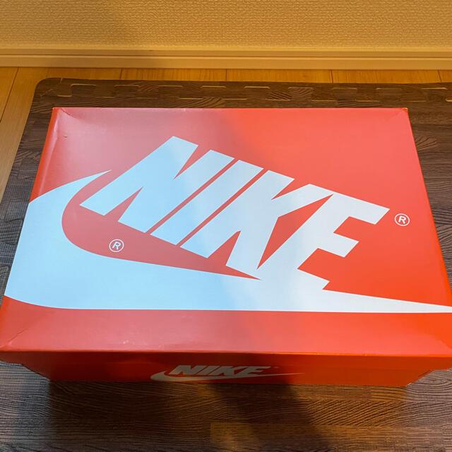 "NIKE(ナイキ)のNIKE AIR JORDAN 1 KO ""CHICAGO""27.5 メンズの靴/シューズ(スニーカー)の商品写真"