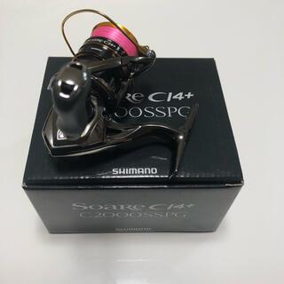 SHIMANO - 美品!シマノソアレcl4 C2000ssPG