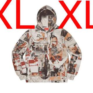 Supreme - XL supreme Dash's Wall Hooded Sweatshirt