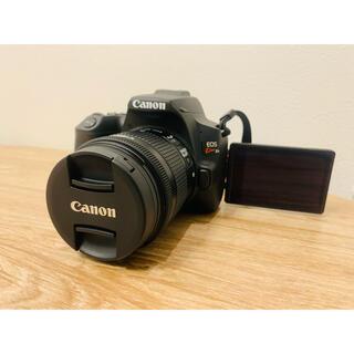 Canon - キヤノン EOS Kiss X10・EF-S18-55 STM レンズキット