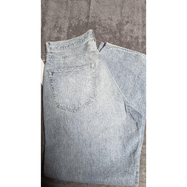 COMOLI(コモリ)のCOMOLI 21AW デニム 5P パンツ ジーンズ ブリーチ メンズのパンツ(デニム/ジーンズ)の商品写真