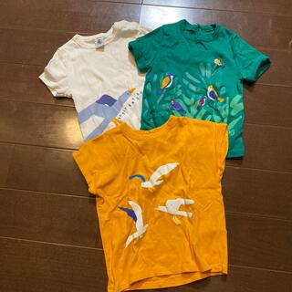 プチバトー(PETIT BATEAU)のプチバトー 美品 24m Tシャツ(Tシャツ/カットソー)