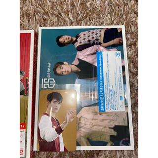 シャイニー(SHINee)のSUPERSTAR SHINee ミンホ トレカ ミノ(アイドルグッズ)