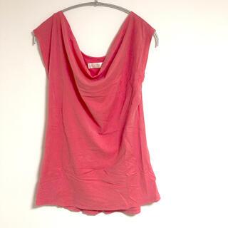 イエナ(IENA)のルドーム ピンク カットソー(Tシャツ/カットソー(半袖/袖なし))