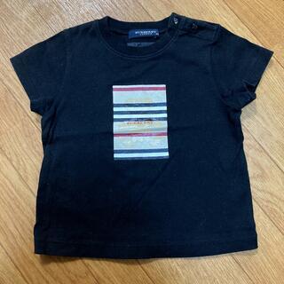 BURBERRY - 80㎝バーバリー半袖シャツ