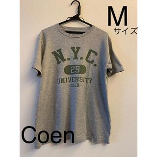 coen - Tシャツ coen(コーエン)