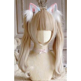 猫耳 ヘアクリップ(小道具)