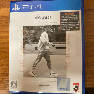 PlayStation4 - FIFA 21 ULTIMATE EDITION PS4
