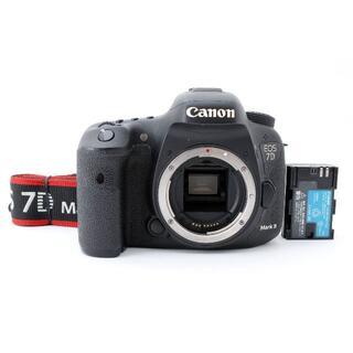 Canon - 美品 キャノン CANON EOS 7D Mark II ボディ