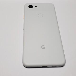 Google Pixel - simフリー Pixel3a ジャンク