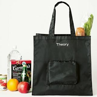 theory - セオリー theory パッカブルトート バッグ エコバッグ