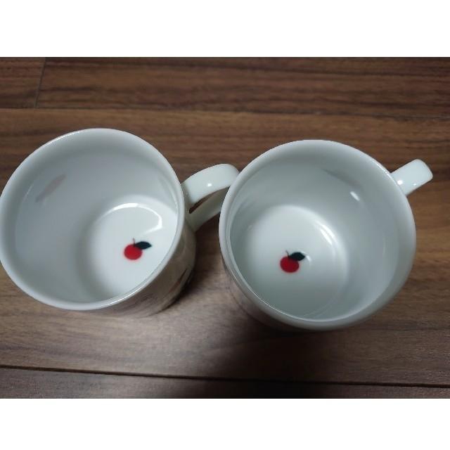 familiar(ファミリア)のファミリア 非売品 マグカップセット キッズ/ベビー/マタニティの授乳/お食事用品(マグカップ)の商品写真