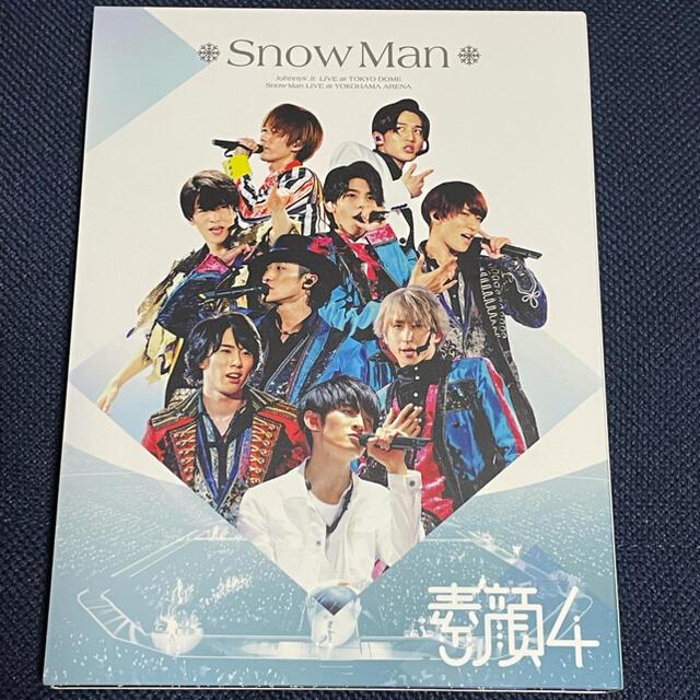 素顔4 SnowMan エンタメ/ホビーのDVD/ブルーレイ(アイドル)の商品写真