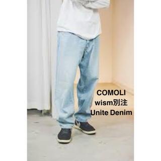 COMOLI - COMOLI(コモリ) WISM別注 Unite Denim サイズ3