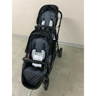 Baby Trend - ベビートレンド シット&スタンド スナップギア 二人乗りベビーカー