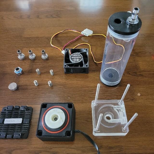 BYKSKI Acout 水冷セット スマホ/家電/カメラのPC/タブレット(PCパーツ)の商品写真