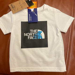THE NORTH FACE - 新品THE NORTH FACE知床限定バージョンベビーTee