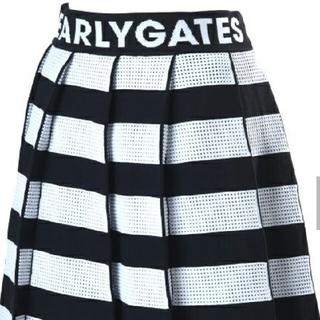 パーリーゲイツ(PEARLY GATES)の今期物☆パーリーゲイツのスカート(ひざ丈スカート)