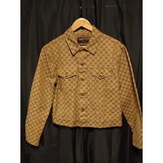 Gucci - 【超希少】GUCCI 2000年モデル GGデニムジャケット ネオヴィンテージ