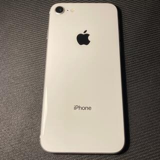 Apple - iPhone8 64GB シルバー SIMフリー