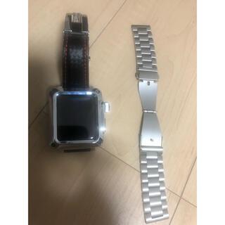 アップルウォッチ(Apple Watch)のアップルウォッチ ステンレスケース付き(スマートフォン本体)
