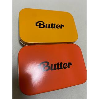 防弾少年団(BTS) - BTS Butter Weverse特典 缶ケース 缶