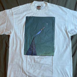 アートヴィンテージ(ART VINTAGE)の奇跡のデッド L 90s Richard Stine TEE テストプリント両面(Tシャツ/カットソー(半袖/袖なし))