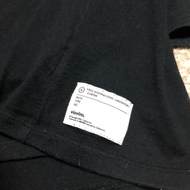 VISVIM(ヴィスヴィム)のVISVIM 2点セット Tシャツ 長袖カットソー XL メンズのトップス(Tシャツ/カットソー(半袖/袖なし))の商品写真