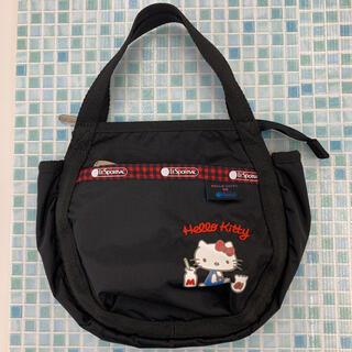 レスポートサック(LeSportsac)のHELLO KITTY  × LESPORTSAC  コラボバック (ハンドバッグ)