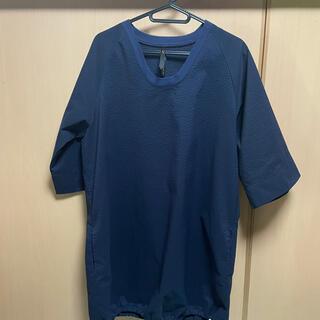 コムデギャルソン(COMME des GARCONS)のRYU ポンチョTシャツ(Tシャツ(半袖/袖なし))