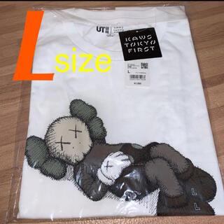 UNIQLO - 【新品/未使用】kaws カウズ UNIQLO tシャツ