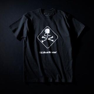マスターマインドジャパン(mastermind JAPAN)のF.C.Real Bristol × マスターマインド Tシャツ L(Tシャツ/カットソー(半袖/袖なし))