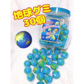 DaDa 地球グミ 30個(菓子/デザート)