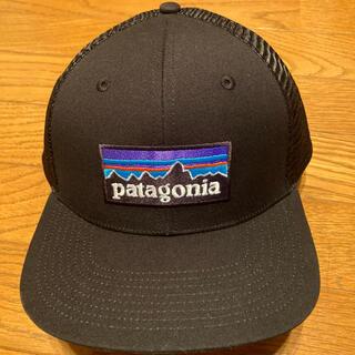 patagonia - 人気‼️ パタゴニア メッシュキャップ黒色‼️