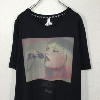 glamb - 【ガールフォトプリント】グラム/glumb Tシャツ HONEY TRAP