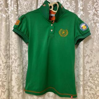 フィラ(FILA)のフィラ ゴルフウェア ポロシャツ Lサイズ(ウエア)
