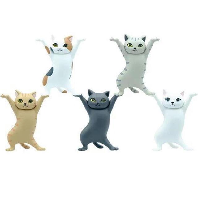 ネコのペンおき 猫 セット エンタメ/ホビーのフィギュア(その他)の商品写真