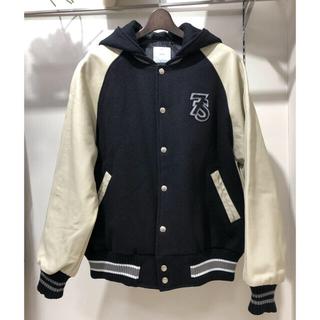 三代目 J Soul Brothers - STUDIO SEVEN VARSITY JACKET スタジャン