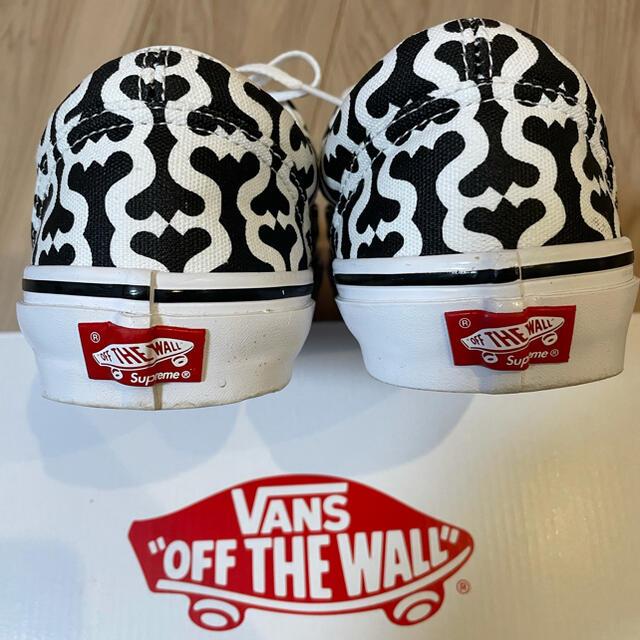 Supreme(シュプリーム)のSupreme®/Vans® Monogram S Logo Skate Era メンズの靴/シューズ(スニーカー)の商品写真
