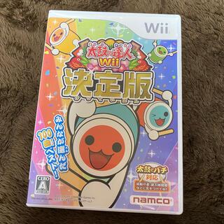 Wii - 太鼓の達人Wii 決定版