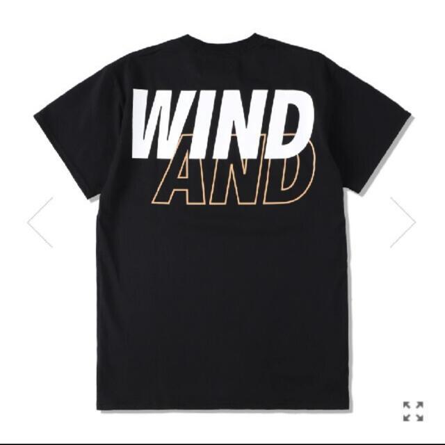 SEA(シー)のウィンダンシー sea windandsea ウィンドアンドシー メンズのトップス(Tシャツ/カットソー(半袖/袖なし))の商品写真