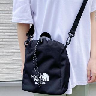 THE NORTH FACE - 新品未使用 韓国正規品 ノースフェイス バケットバッグ ショルダーバッグ クロス