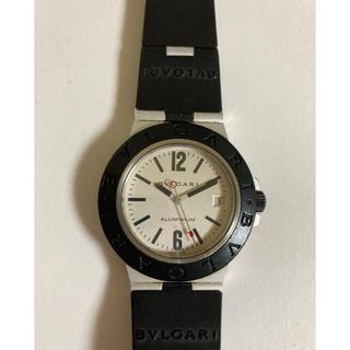 ブルガリ(BVLGARI)のm-yu様専用 ブルガリ AL38A アルミニウム ATメンズ 腕時計(腕時計(アナログ))